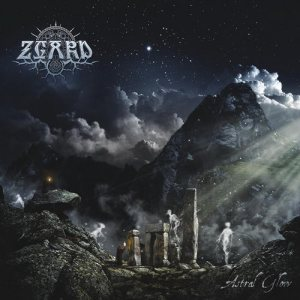 Zgard - Astral Glow cover art