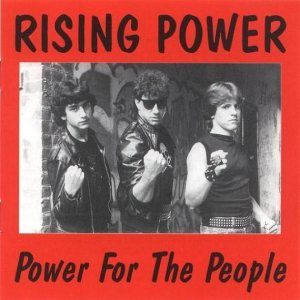 Rising Power - Power for the People cover art