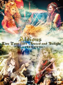 "Aldious - Live Tour 2014 ""Dazed and Delight""~Live at Club Citta'~ cover art"