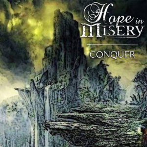 Hope In Misery - Conquer cover art