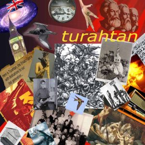 Turahtan - TURAHTAN (Rock Opera) cover art