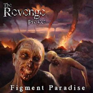 The Revenge Project - Figment Paradise cover art
