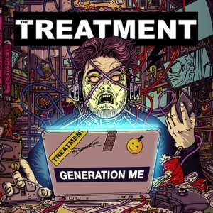 The Treatment - Generation Me cover art