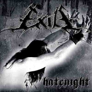 Exile - Hatenight cover art