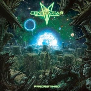 Contrarian - Predestined cover art