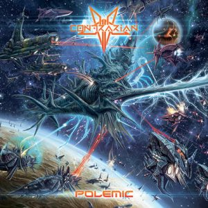 Contrarian - Polemic cover art