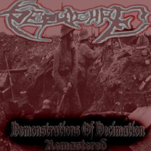 Sepulchre - Demonstrations of Decimation cover art