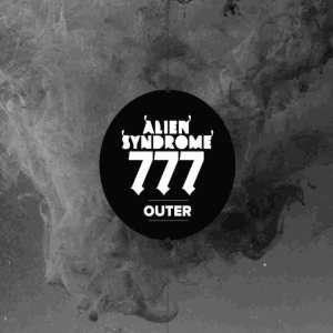 Alien Syndrome 777 - Outer cover art