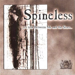 Spineless - ...A Talk Between Me and the Stars... cover art