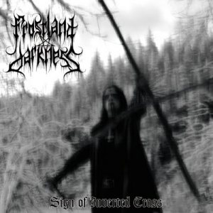 Frostland Darkness - Sign of Inverted Cross cover art