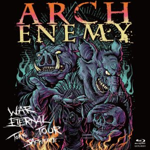 Arch Enemy - War Eternal Tour (Tokyo Sacrifice) cover art
