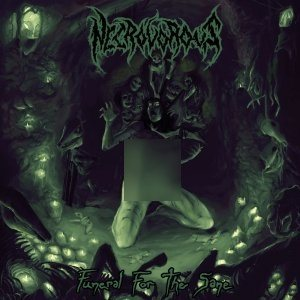 Necrovorous - Funeral for the Sane cover art