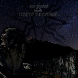 Juan Ayestas - Lord of the Cosmos cover art