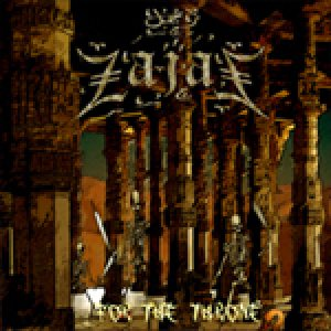 Zajal - For the Throne cover art