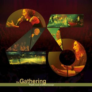 The Gathering - TG25: LIve at Doornroosje cover art