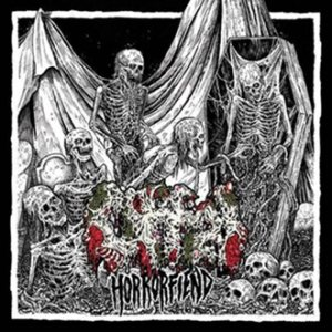 Offal - Horrorfiend cover art