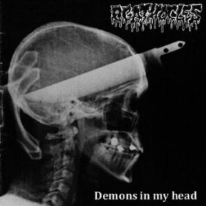Agathocles - Demons in My Head / Master of Hypocrisy cover art