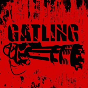Gatling - Gatling cover art
