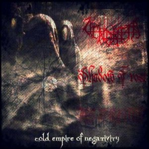 Days Of Our Lives / Shadow Frost - Cold Empire of Negativity cover art