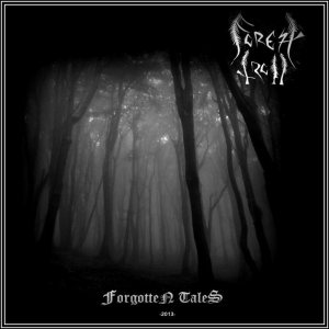 Forest Troll - Forgotten Tales cover art