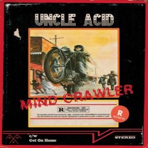 Uncle Acid and the Deadbeats - Mind Crawler cover art