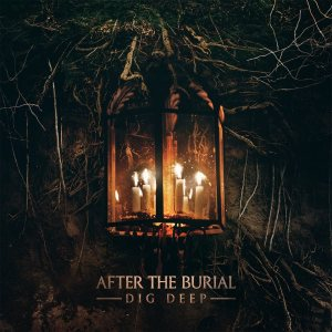 After the Burial - Dig Deep cover art