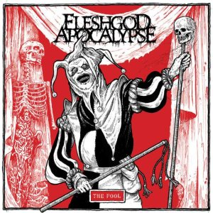 Fleshgod Apocalypse - The Fool cover art