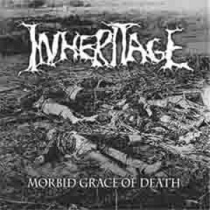 Inheritage - Morbid Grace of Death cover art