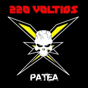 220 Voltios - Patea cover art