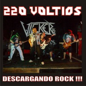 220 Voltios - Descargando Rock!!! cover art