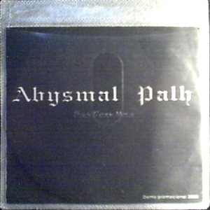 Abysmal Path - Demo Promocional 2008 cover art