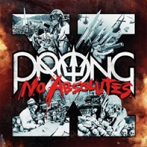 Prong - X - No Absolutes cover art