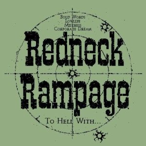 Redneck Rampage - To Hell With cover art