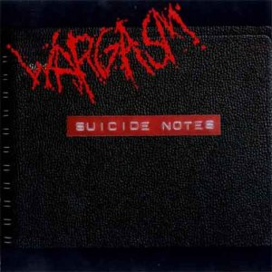 Wargasm - Suicide Notes cover art