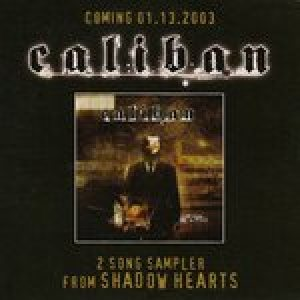 Caliban - Shadow Hearts (2 Track Promo) cover art