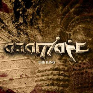 Aramaic - The King cover art