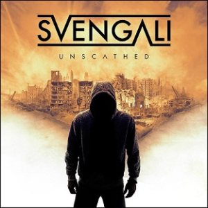 Svengali - Unscathed cover art