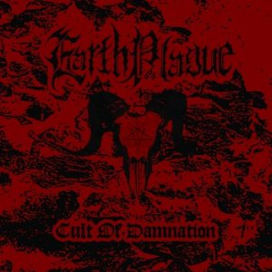 Earth Plague - Cult of Damnation cover art