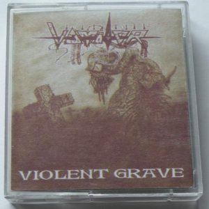 Vomitor - Violent Grave Rehearsal cover art