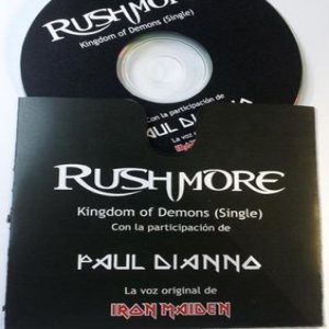 Rushmore - Kingdom of Demons cover art