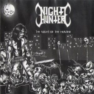 Night Hunter - The Night of the Hunter cover art