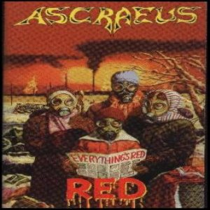 Ascraeus - Red cover art