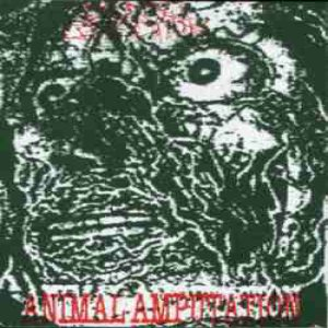 Brutal Dissection - Animal Amputation cover art