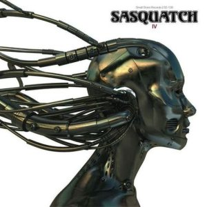 Sasquatch - IV cover art