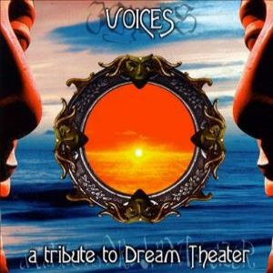 Various Artists - Voices: a Tribute to Dream Theater cover art