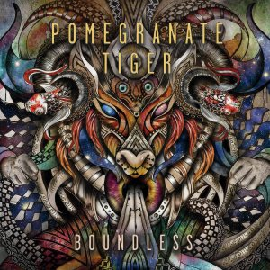 Pomegranate Tiger - Boundless cover art