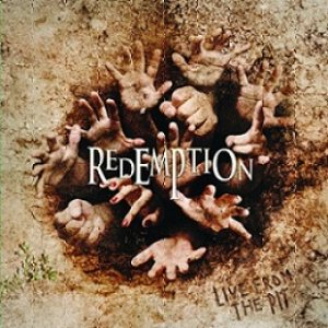 Redemption - Live from the Pit cover art