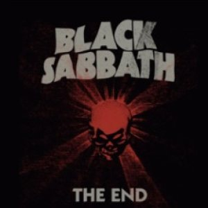 Black Sabbath - The End cover art