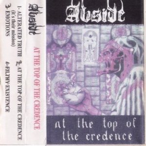 Abside - At the Top of the Credence cover art
