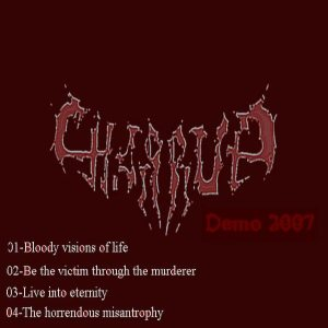 Charrua - Bloody Visions of Life cover art